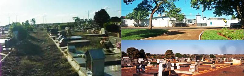Cemitério São José Ituiutaba