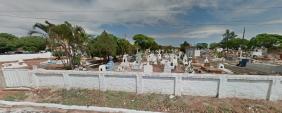 Floricultura Cemitério Municipal de Nova Luzitânia - SP