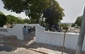 Floricultura Cemitério Municipal de Martinópolis - SP