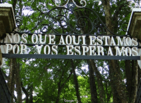 Floricultura Cemitério Municipal de Paraibuna – SP
