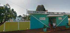 Floricultura Cemitério Municipal de Pontal – SP