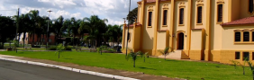 Floricultura Cemitério Municipal de Quintana - SP