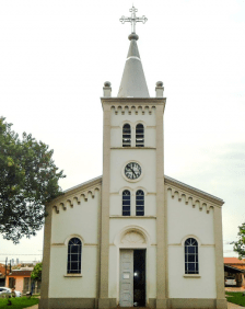 Floricultura Cemitério Municipal de Pratânia - SP