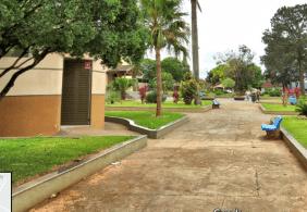 Floricultura Cemitério Municipal Sandovalina – SP