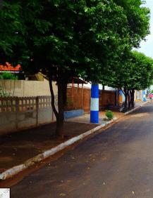 Floricultura Cemitério Municipal de São João das Duas Pontes – SP