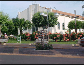 Floricultura Cemitério Municipal Santa Rita D'Oeste – SP