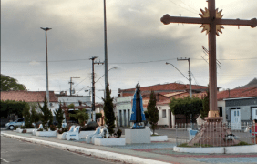 Floricultura Cemitério Municipal de Canhoba – SE