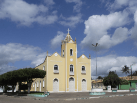 Floricultura Cemitério Municipal de Cumbe - SE