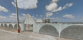 Floricultura Cemitério Municipal de Feira Nova - SE
