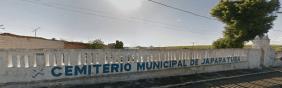 Floricultura Cemitério Municipal de Japaratuba – SE