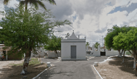 Floricultura Cemitério Municipal de Japoatã - SE