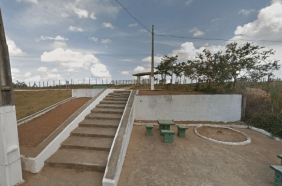 Floricultura Cemitério Municipal de Muribeca – SE