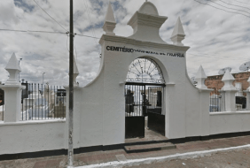Floricultura Cemitério Paroquial de Propriá - SE