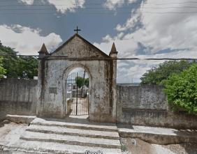 Floricultura Cemitério Municipal de Santana do São Francisco - SE
