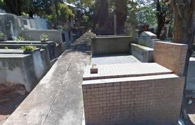 Floricultura Cemitério Municipal de Água Branca - AL
