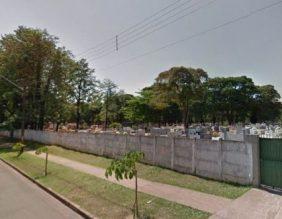 Floricultura Cemitério Municipal de Populina - SP