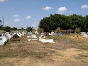 Floricultura Cemitério Municipal de Alta Floresta D'Oeste – RO