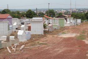 Floricultura Cemitério Municipal de Alto Paraíso - RO