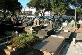 Floricultura Cemitério Municipal de Alvorada D'Oeste – RO