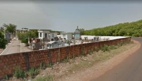 Floricultura Cemitério Municipal de Candeias do Jamari - RO