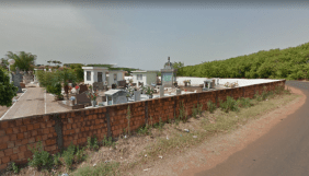 Floricultura Cemitério Municipal de Mirante da Serra - RO