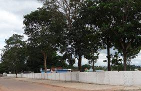 Floricultura Cemitério Municipal de Presidente Médici - RO