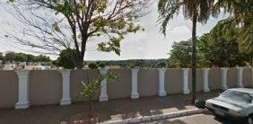 Floricultura Cemitério Municipal de Rio Crespo – RO