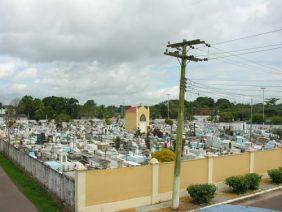 Floricultura Cemitério Municipal de Anori - AM