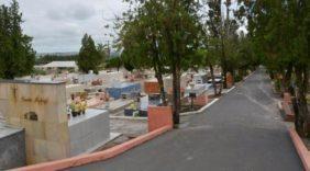 Floricultura Cemitério Municipal de Santa Isabel do Rio Negro - AM