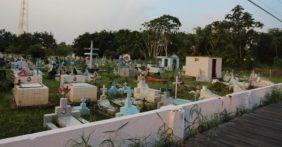 Floricultura Cemitério Municipal de Afuá - PA
