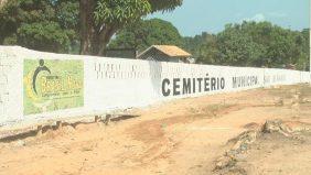Floricultura Cemitério Municipal de Brasil Novo – PA