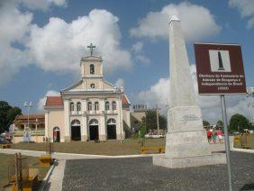 Floricultura Cemitério Municipal de Cachoeira do Piriá- PA
