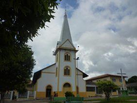 Floricultura Cemitério Municipal de Curuá – PA