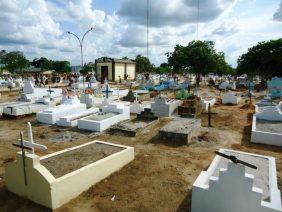 Floricultura Cemitério Municipal de Ipixuna do Pará - PA