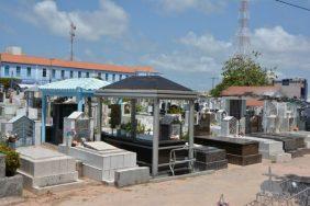 Floricultura Cemitério Municipal de Juruti- PA