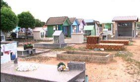 Floricultura Cemitério Municipal de Trairão  – PA