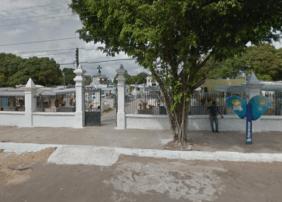 Floricultura Cemitério Municipal de Macapá - AP