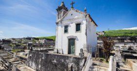 Floricultura Cemitério Municipal de Porto Grande – AP