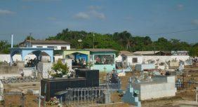 Floricultura Cemitério Municipal de Santana – AP