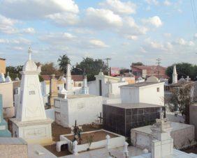 Floricultura Cemitério Municipal de Acarape - CE