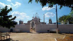 Floricultura Cemitério Municipal Baixio – CE