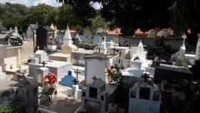 Floricultura Cemitério Municipal Miraíma – CE