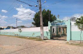 Floricultura Cemitério Municipal São Luís do Curu – CE