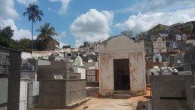Floricultura Cemitério Municipal de Aperibé – RJ