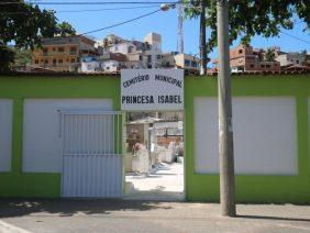 Floricultura Cemitério Municipal Princesa Isabel – RJ