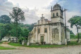 Floricultura Cemitério Municipal de Nossa Senhora do Pilar – RJ