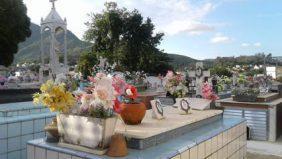 Floricultura Cemitério Municipal Riachuelo de Valença – RJ