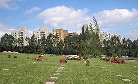 Floricultura Cemitério Comunal Israelita do Rio de Janeiro