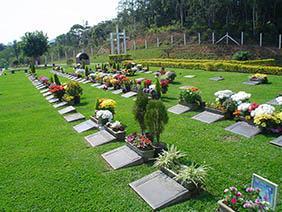 Floricultura Cemitério Municipal de Águas de São Pedro – SP