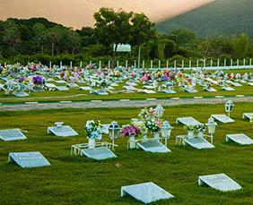 Floricultura Cemitério Municipal de  Américo de Campos – SP